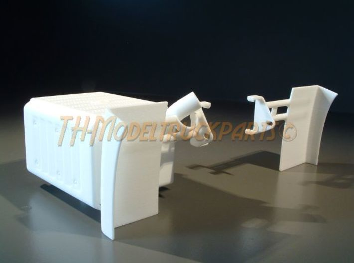 THM 01.3301 Fenders front axle Tamiya Actros 3d printed