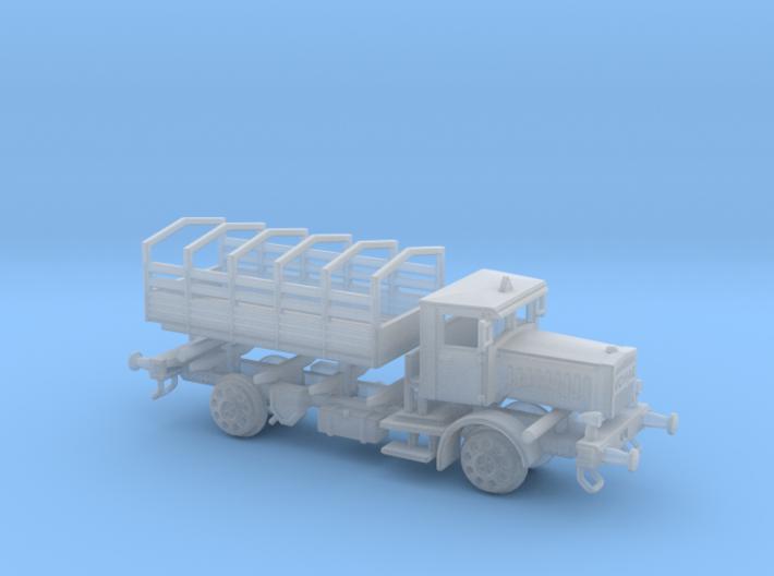 1:120 DRG LKW VOMAG Schienen Truck 3d printed