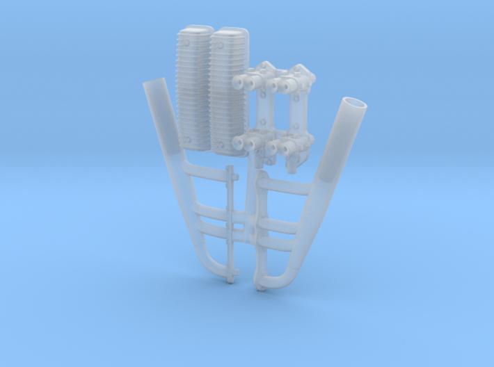 Y-block Dress-up Kit 1 3d printed