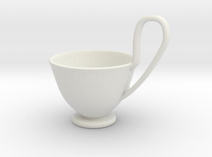 sicily espresso cup 3d printed