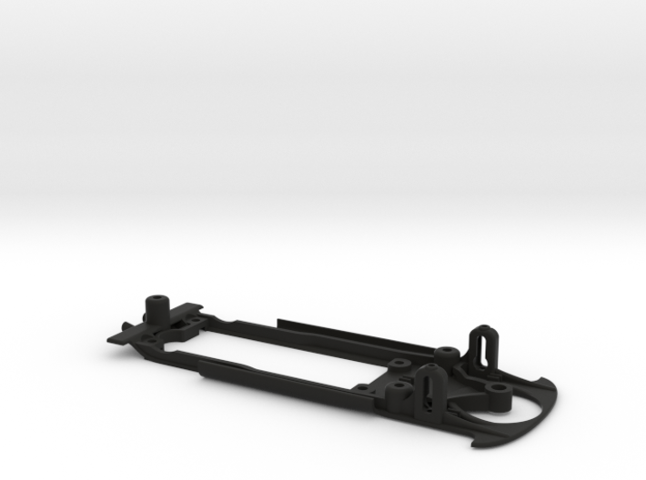 3D Chassis - Carrera Opel GT 1900 (Inline) 3d printed
