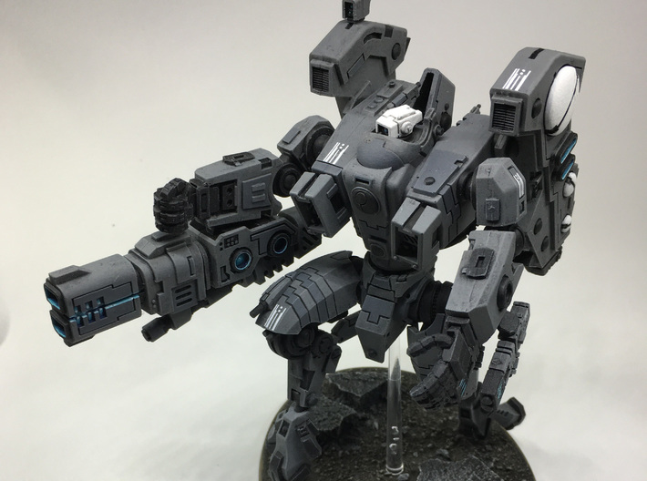 Magnetize Riptide Weapon Mounts 1 0