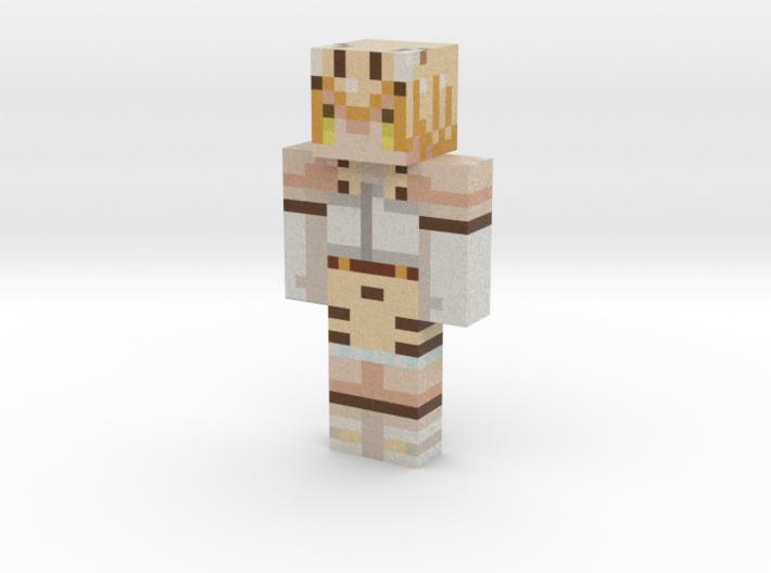 yamaq0620 | Minecraft toy 3d printed