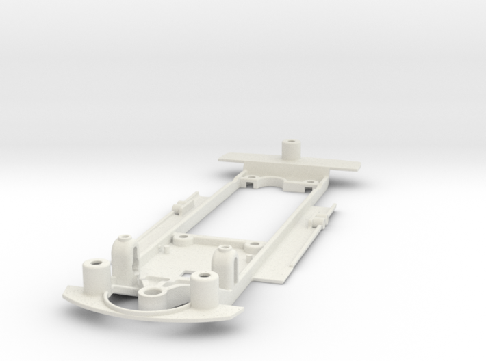 1/32 Scalextric AMC Javelin Chassis for Slot.it IL 3d printed