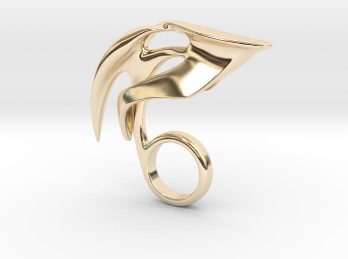 Romanto - Bjou Designs 3d printed