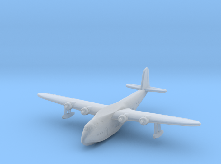Short S23 Empire Flying Boat 3d printed