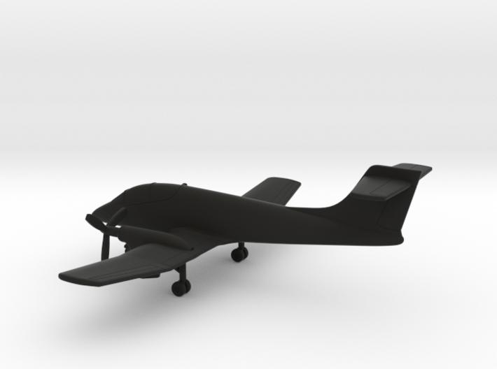 FMA IA-58A Pucara 3d printed