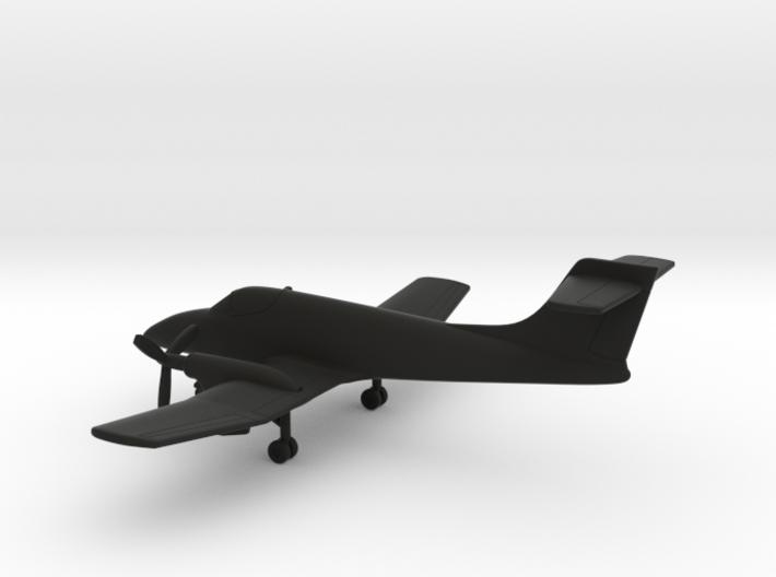 FMA IA-58C Pucara 3d printed