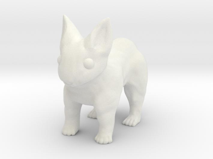 Leopabbit Minuscule Solid 3d printed