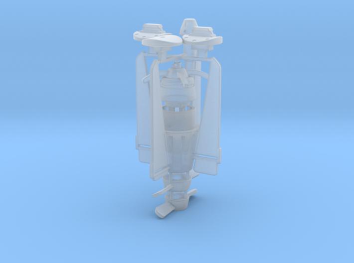 Kleinteile Torpedo G7e 1:35 3d printed
