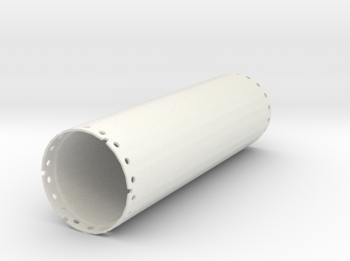 Casing joint 1500mm, length 5,00m 3d printed
