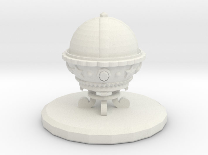 Betrayal At House On The Hill Omen - Crystal Ball 3d printed
