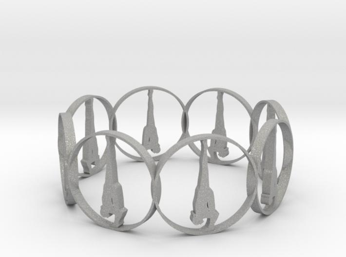 6 ring 3d printed
