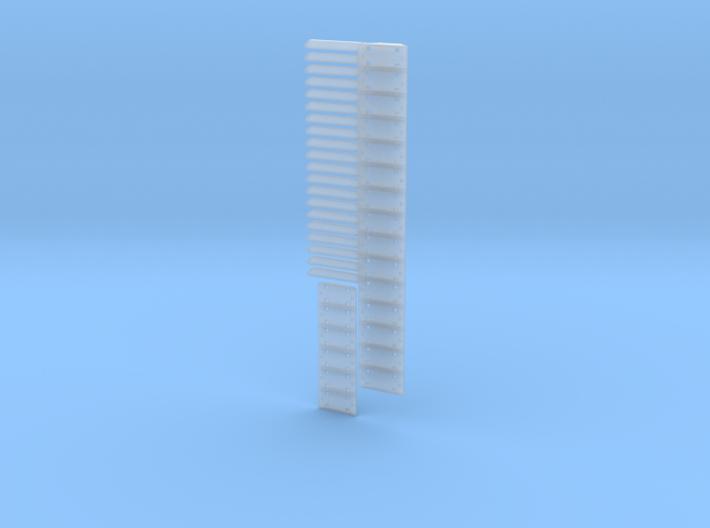 1/87 Tg/U/Coil 3d printed