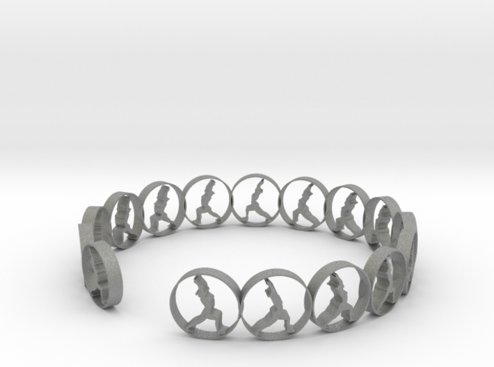 size 6 18 mm ring 3d printed