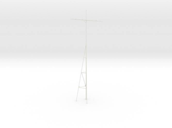 1/30 IJN Akagi Main Mast 3d printed
