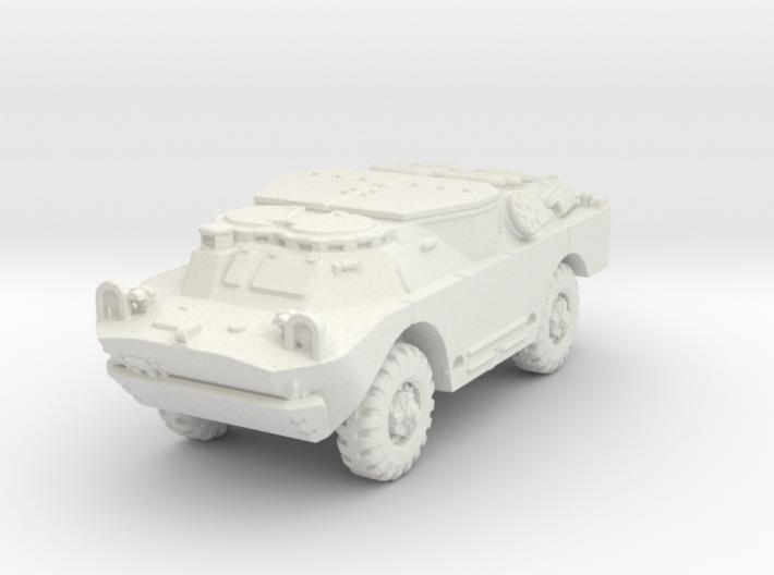 BRDM 2 Sagger (closed) scale 1/100 3d printed
