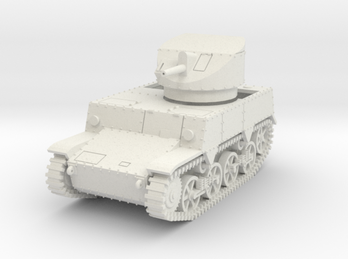 PV166A T13 B3 Tank Destroyer (28mm) 3d printed