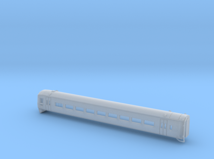 N Gauge Class 158 Version 1 3d printed