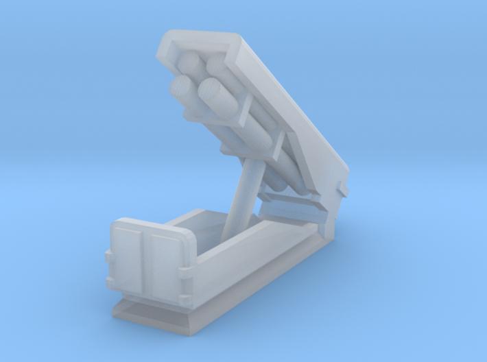 Tomahawk Mk143 1/700 3d printed