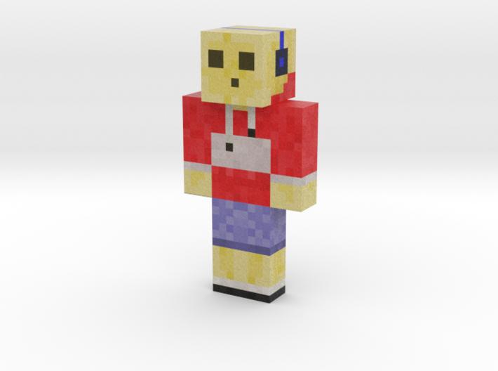 Damon125 | Minecraft toy 3d printed