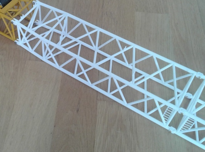 SL12_foot_section_2826_3326_14m 3d printed