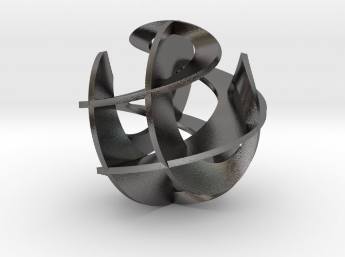 Sculpture IV 3d printed