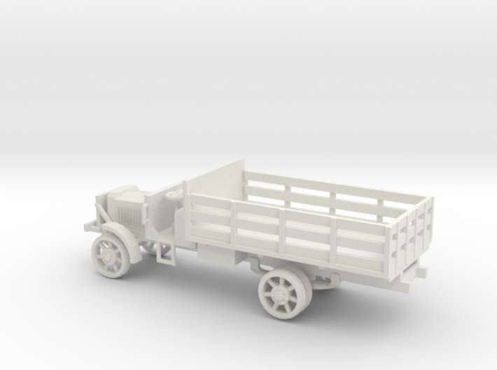 1/48 Scale Liberty Truck Cargo 3d printed