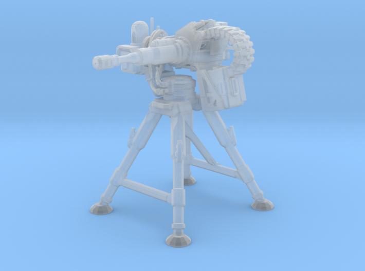 Sentry chaingun 3d printed