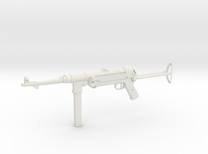 1:6 Miniature MP40 3d printed