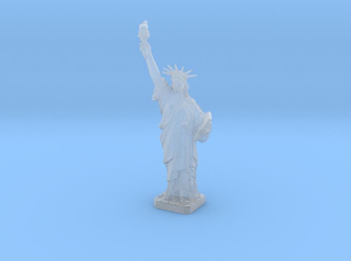 1/1000 Statue of Liberty Figure 4.6 cm 3d printed