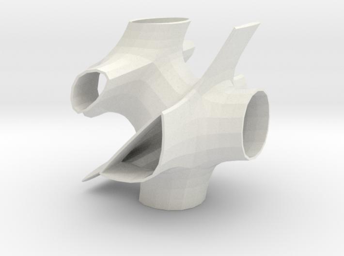 Vorospace Sculpture 4 3d printed
