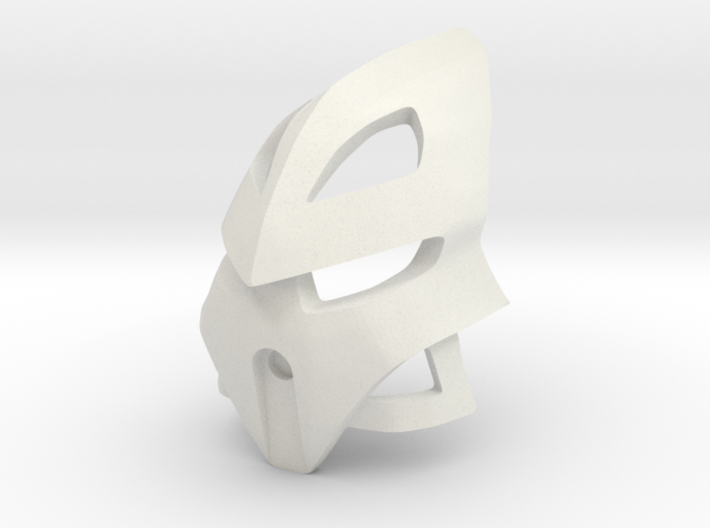 Great Mask of Adaptation (BionicleChicken33's) 3d printed