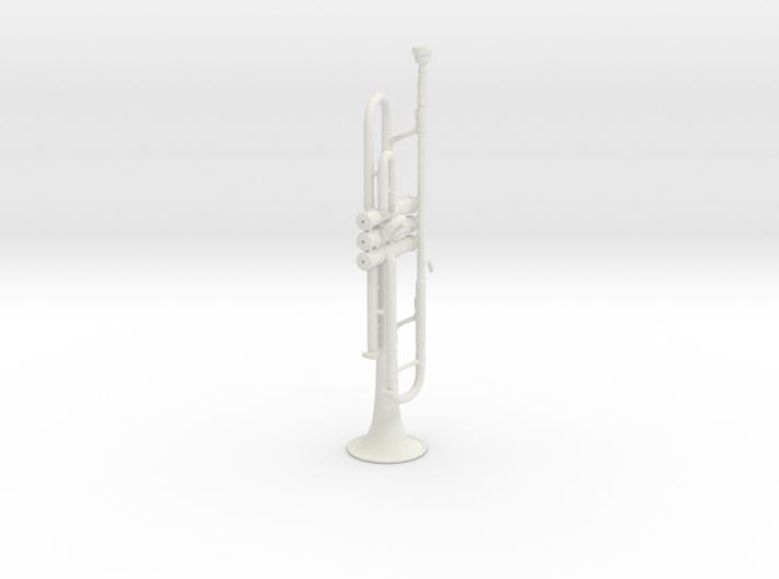 Michael's Mini Trumpet 3d printed