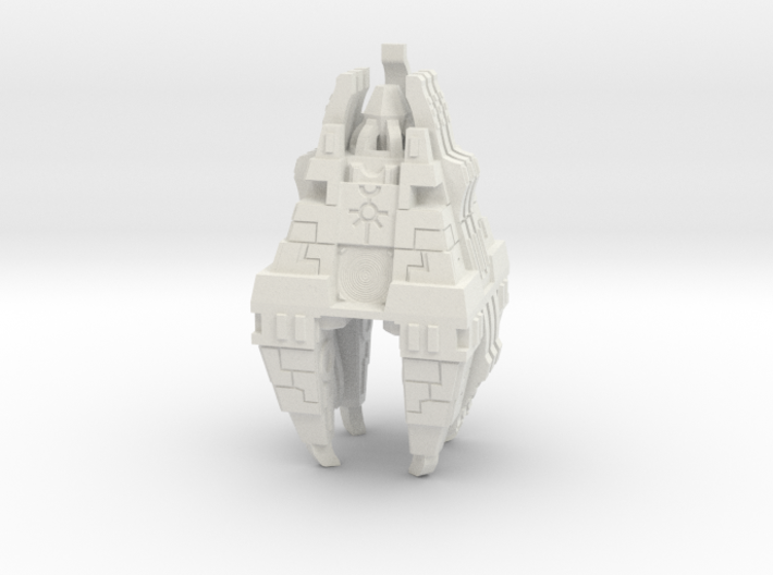 Monolith Station 3d printed