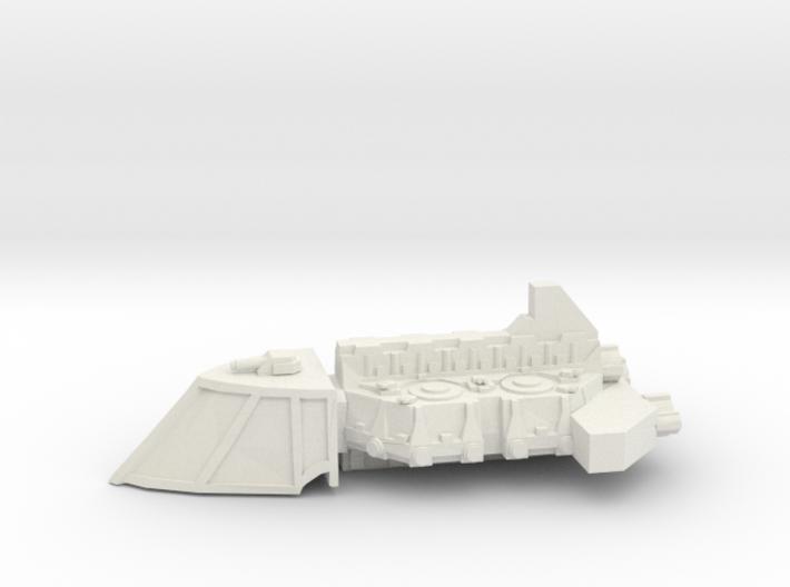 Renegade Chaos Merchant - Concept 1 3d printed