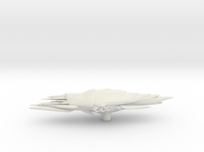 Actoid Attack Cruiser 3d printed