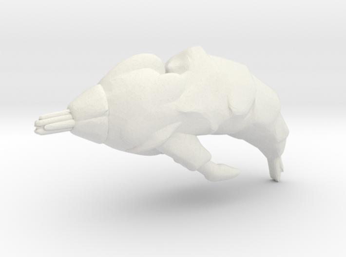 Slagoid Cruiser - Concept B 3d printed