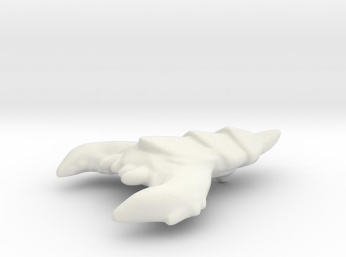 Sporic Strike Escort - Concept F 3d printed