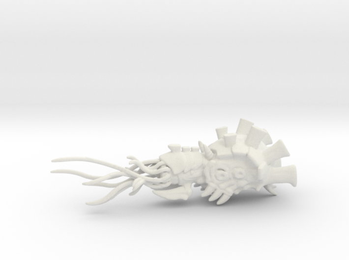 Heavy Carpac Cruiser - Concept A 3d printed