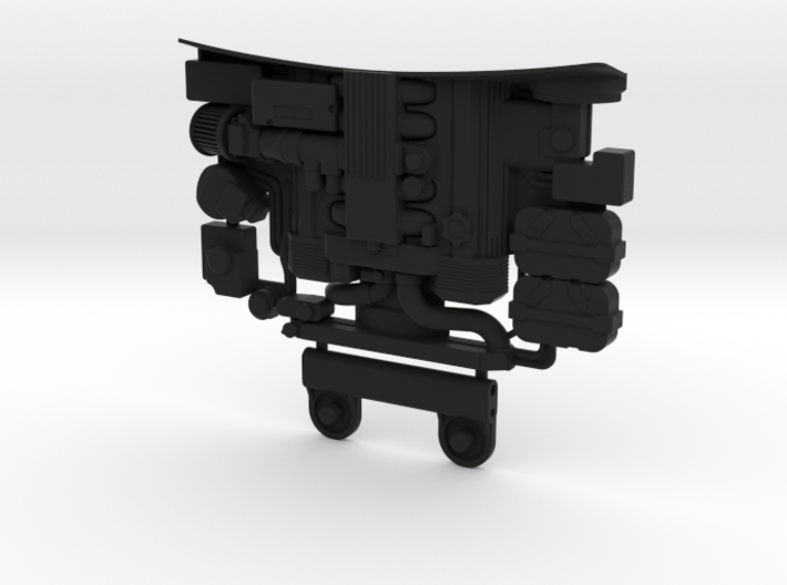 PM10018 1UZFE V8 Engine magnet mount 3d printed