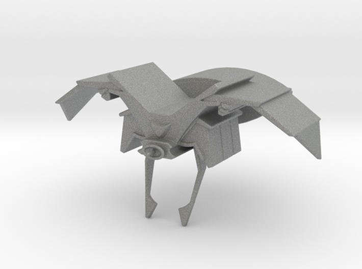Orion Raider (3 inch) 3d printed