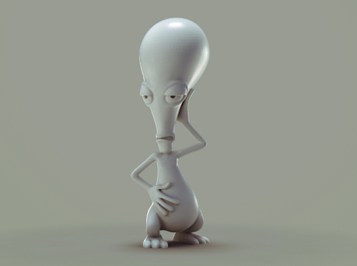Sexy Roger 3d printed
