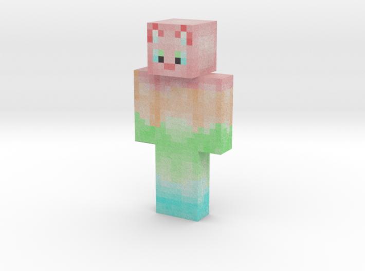 MajesticCat   Minecraft toy 3d printed