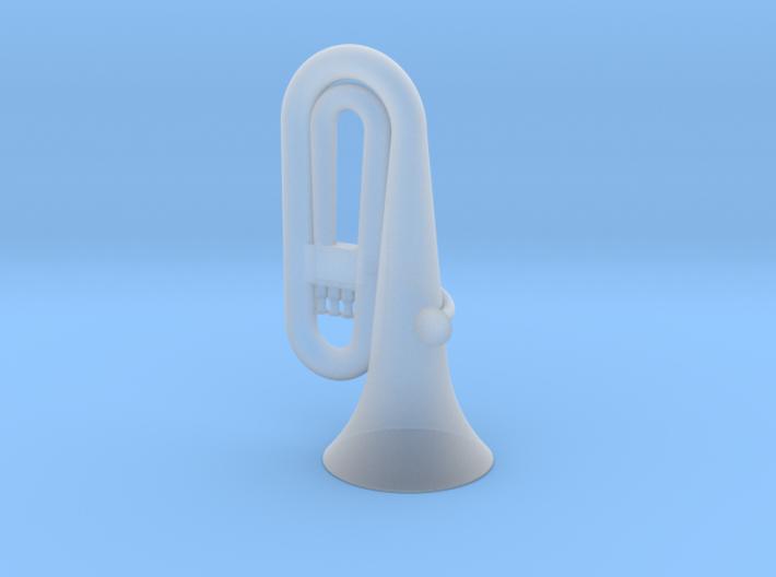 Printle Thing Tuba - 1/24 3d printed