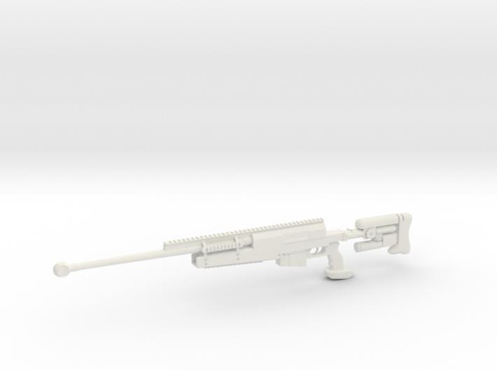 1:12 PGM 338 Sniper Rifle 3d printed