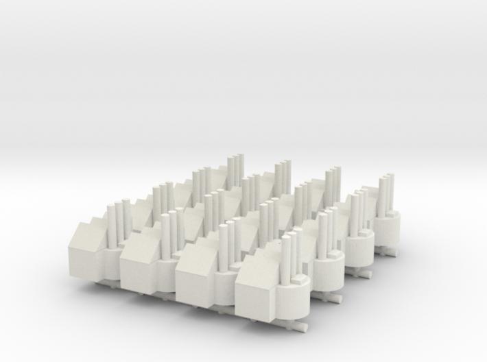 Major Factory x16 3d printed