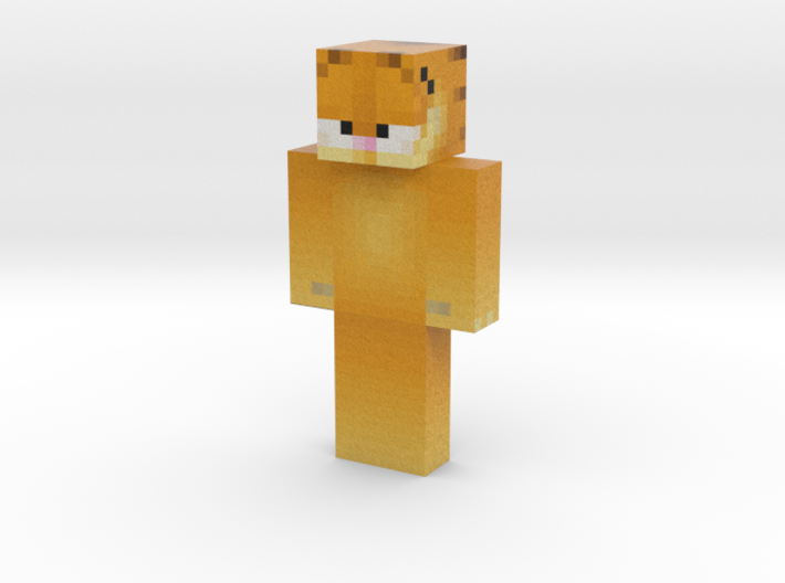 LonelyWeeb | Minecraft toy 3d printed