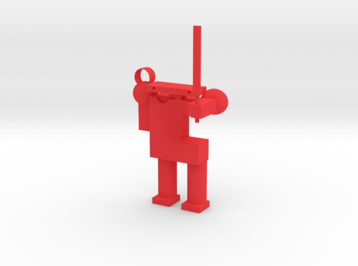 Robot 3d printed