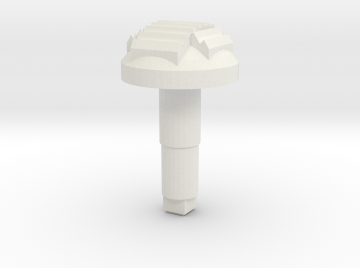 STEM_4WAY_DOME_2_CROSS_TMS 3d printed